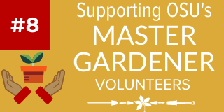 Visit the Ohio  Master Gardener Volunteers Main Website for more information about this fantastic program