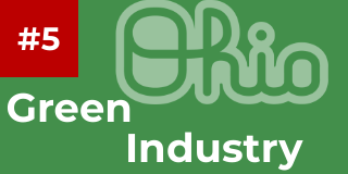 Green Industry in Ohio includes landscapers, tree nurseries, greenhouses, turf, garden centers, and more.